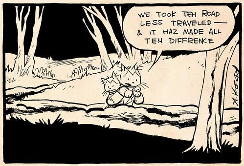 Laugh-Out-Loud Cats #2208 by Ape Lad
