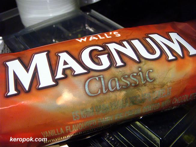 Ice Cream was Magnum