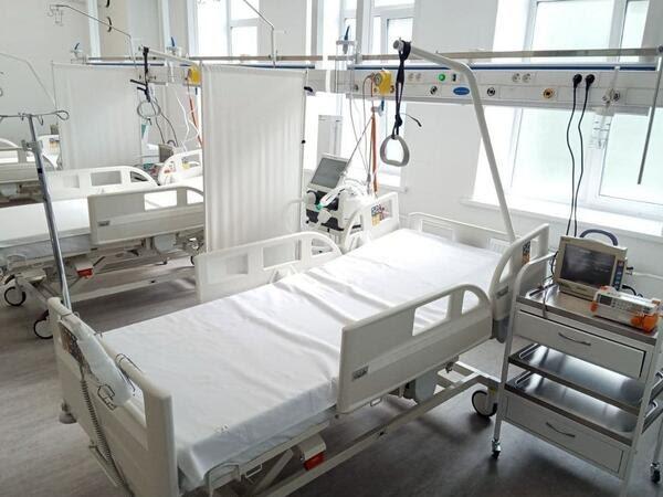 В 1-й горбольнице Новокузнецка открылось отделение реанимации