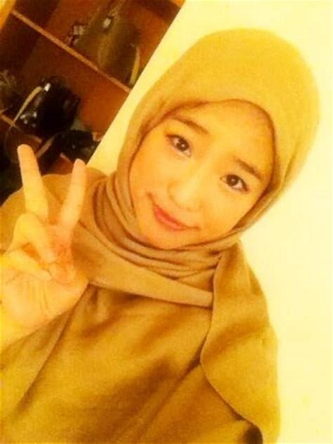 cewek jepang  tampil cantik  hijab  mantan