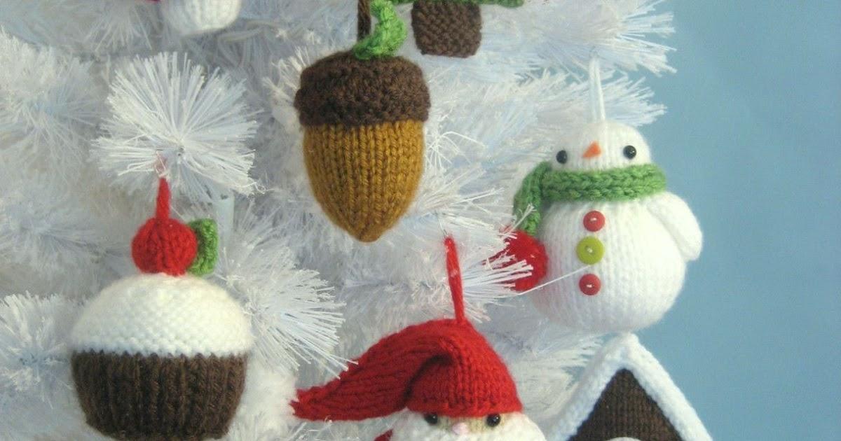 Knitting Patterns Christmas Decorations Uk Free - CHRISMASTUR