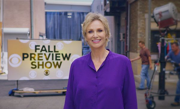 Jane Lynch - CBS Fall Preview