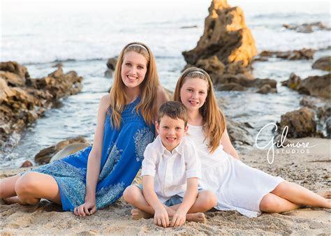Family Portrait Session at the beach! Corona Del Mar