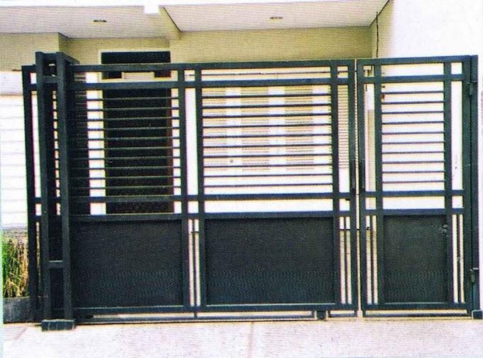 Pagar Rumah Minimalis Type 36   Ide Rumah Minimalis
