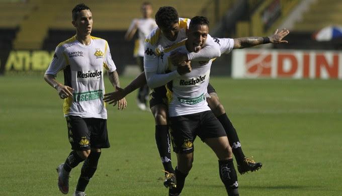 Dudu Criciúma  x Boa Esporte (Foto: Fernando Ribeiro/Criciúma EC)