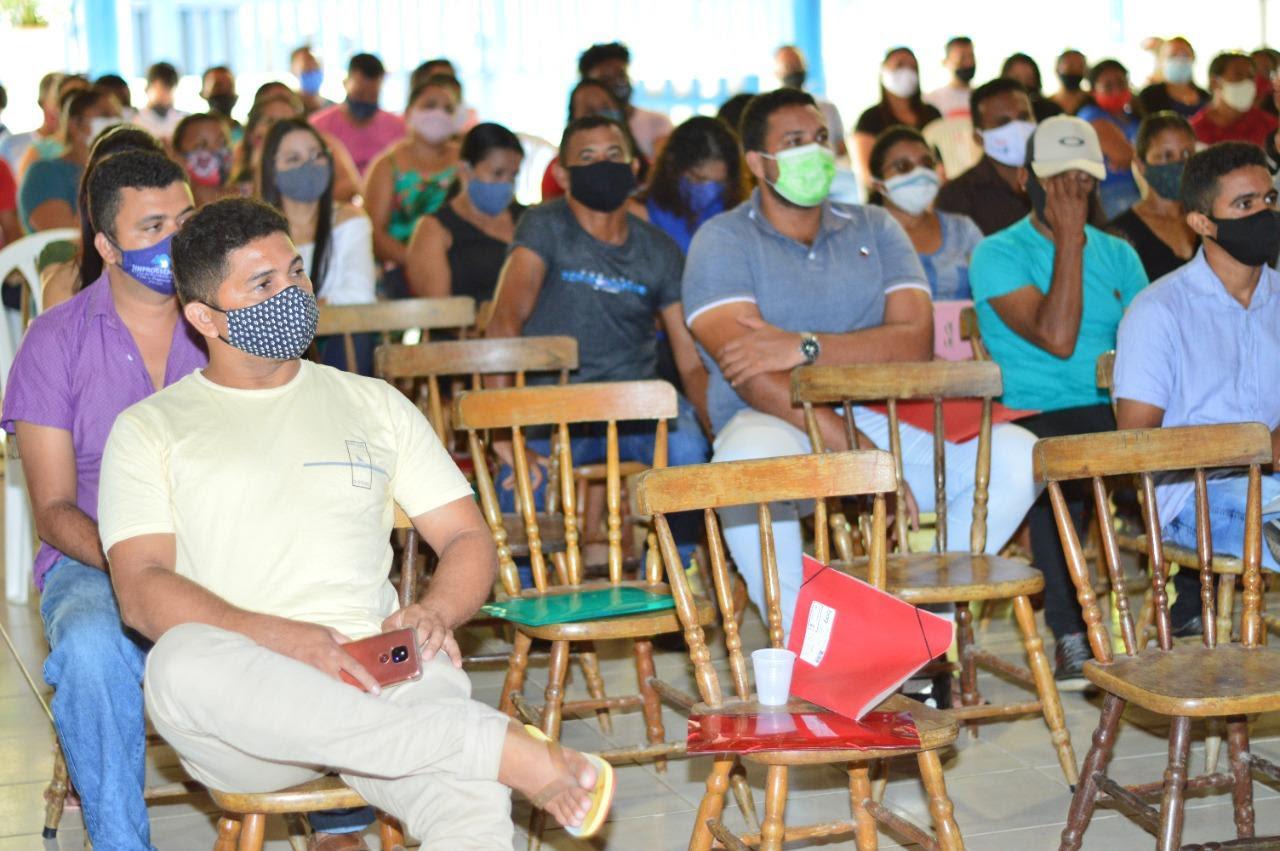 SEMED de Presidente Médici investe em formação para vigias, zeladores e merendeiras