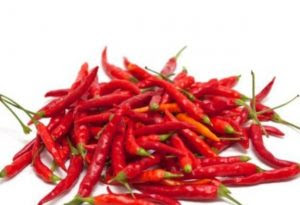 chili peppers