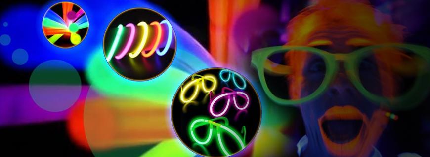 DIMMI CON CHI VAI E TI DIRO' CHI SEI: Organizza un glow