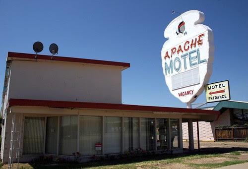 the apache motel