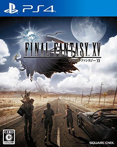 ファイナルファンタジー XV 初回生産特典 武器「正宗/FINAL FANTASY XVオリジナルモデル」アイテムコード同梱 - PS4