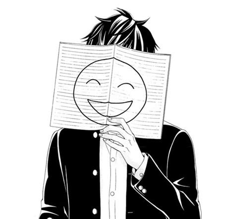 black  white anime  tumblr