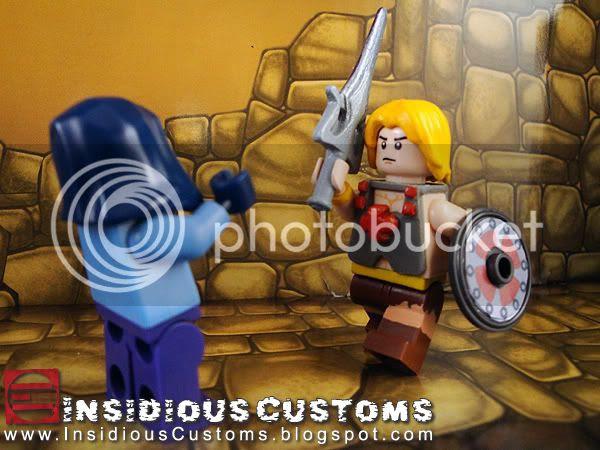 Custom Lego Cake Topper Etsy
