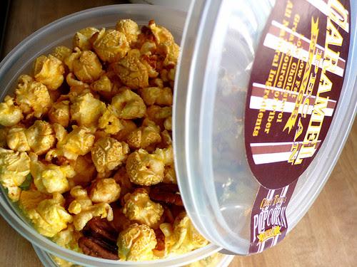 chef tony caramel corn