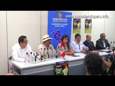 CONOCIENDOPERU: CONFERENCIA PRENSA DIA DEL PISCO 2016 organizada por la ...