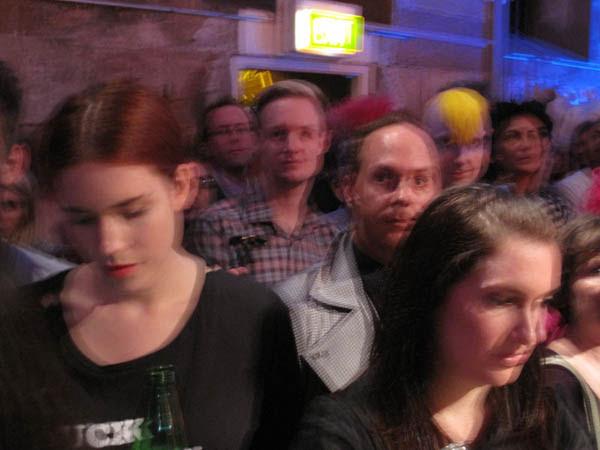 Crowd, Being Born Again