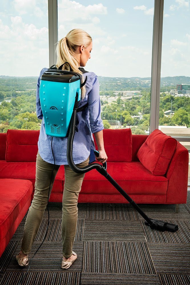 Amazon.com - Atrix VACBP1 Hepa Backpack Vacuum - Household ...