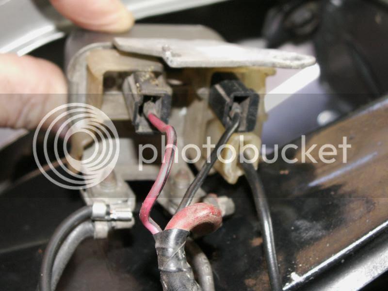 Chevy Alternator Wiring