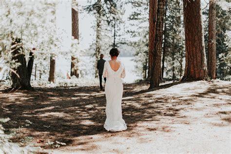 McCall, Idaho Summer Camp Wedding