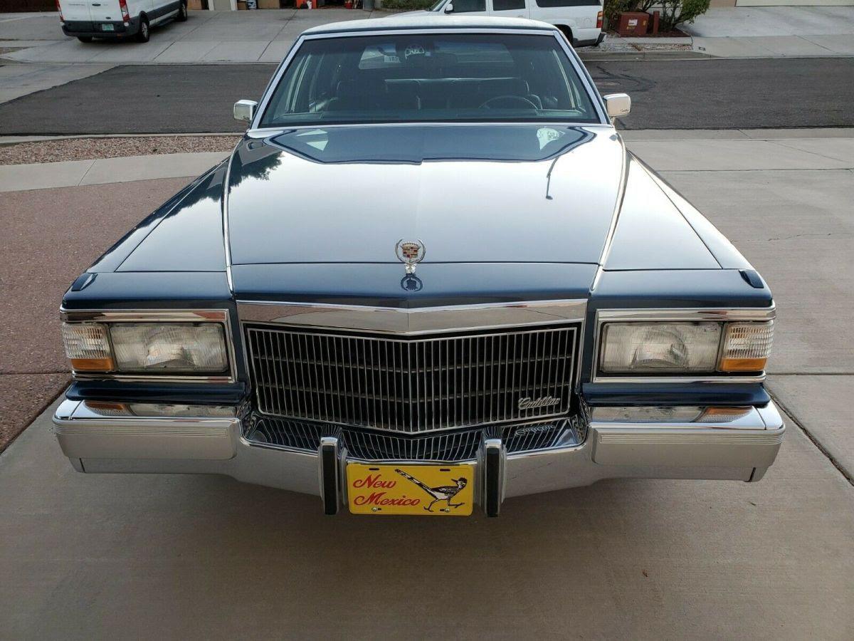 Like New 1991 Cadillac Fleetwood Brougham d'Elegance ...