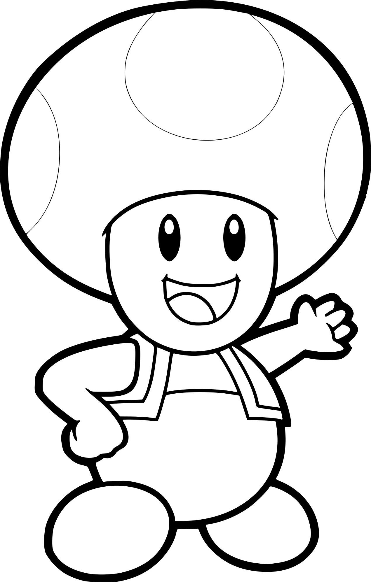 Dessin De Mario Et Luigi En Couleur Dernier H