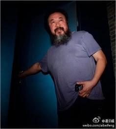 aiweiwei is free