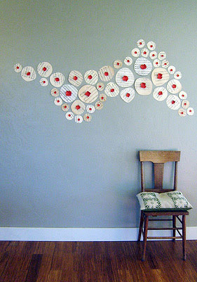Home Decor Recycled Materials