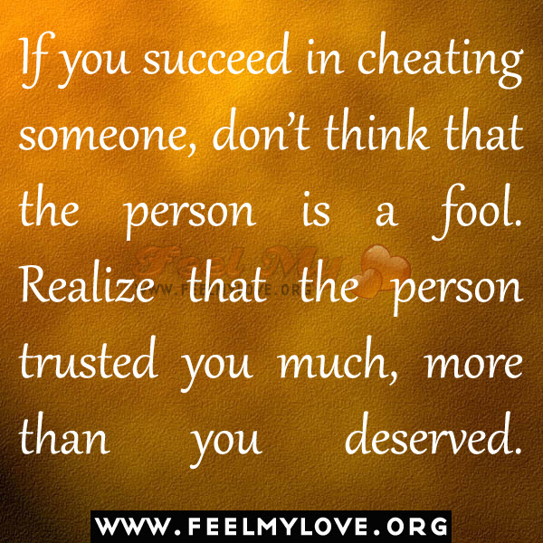 Quotes About Cheating The System 20 Quotes