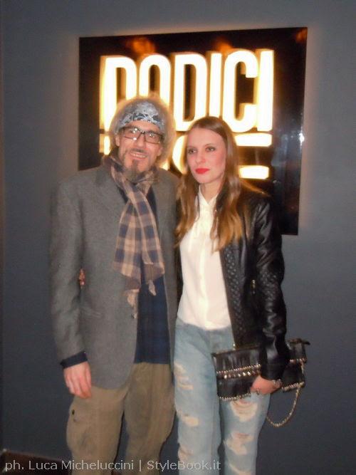 David Cirese e Marina Ghirga