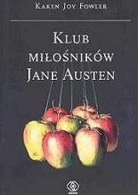 """Karen Joy Fowler """"Klub miłośników Jane Austen"""""""