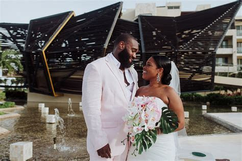 Royalton Riviera Cancun Wedding Photography   Starr