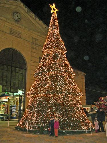 christmas tree hania chania
