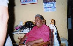 Mamá Adelina's birthday