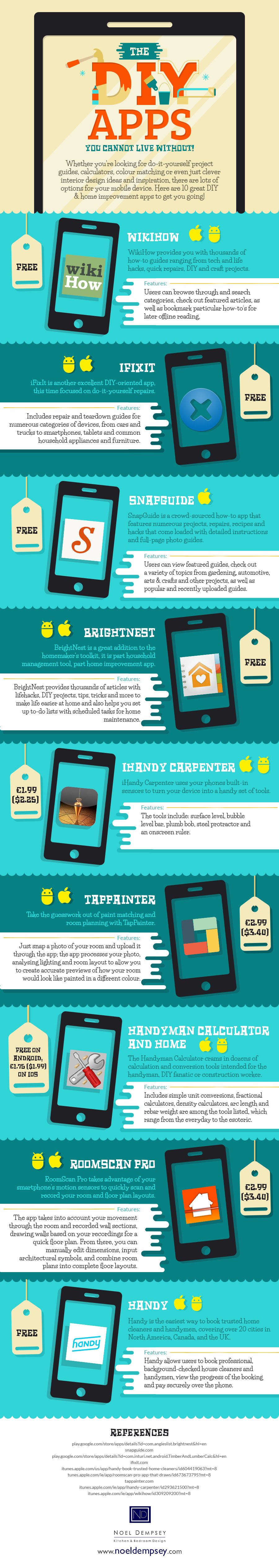 Best Home Maintenance and DIY Apps