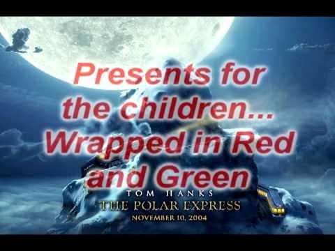 The Polar Express Song When Christmas Comes To Town Lyrics