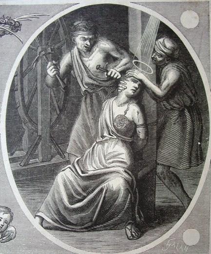 Resultado de imagem para la santa engracia zaragoza