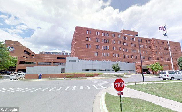 Misdiagnosed: After being flown to the VA Hospital in Lexington, Kentucky, the 46-year-old patient was pronounced dead by staff