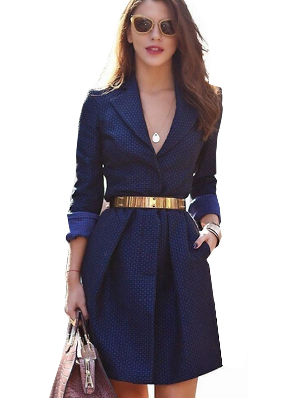 Womens Work Dresses Professional With Popular Trend In ...