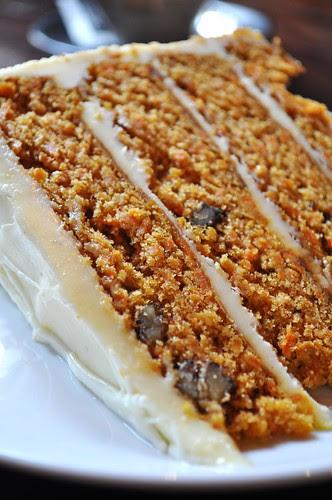 4 layer carrot cake