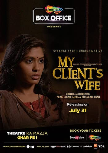 My Clients Wife 2020 Hindi 720p 480p WEB-DL 850mb And 300mb