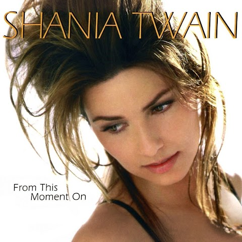 Shania Twain From This Moment Lyrics Meaning