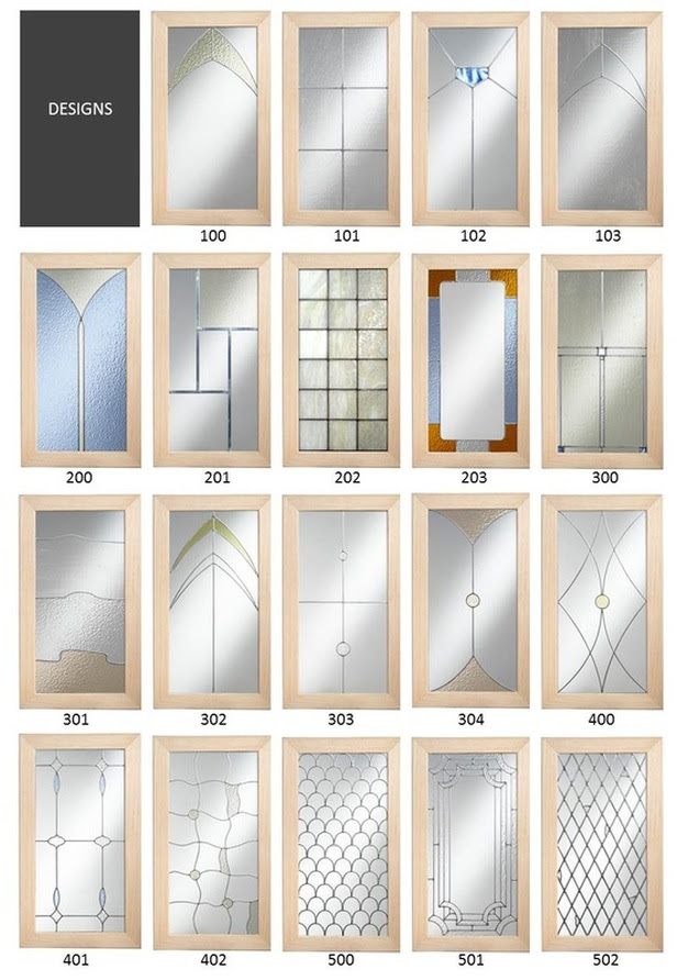 Leaded Glass Cabinet Doors: See many design ideas for your ...