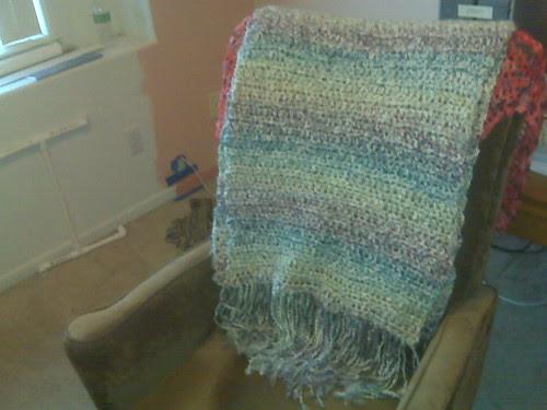 son mommy shawl