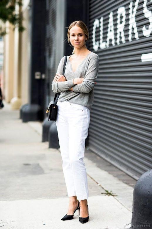 1 Le Fashion Blog 30 Fresh Ways To Wear White Jeans Elin Kiling Grey Tee Black Pumps Street Style Via A Love Is Blind photo 1-Le-Fashion-Blog-30-Fresh-Ways-To-Wear-White-Jeans-Elin-Kiling-Grey-Tee-Black-Pumps-Street-Style-Via-A-Love-Is-Blind.jpg
