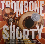 Book Cover: Trombone Shorty