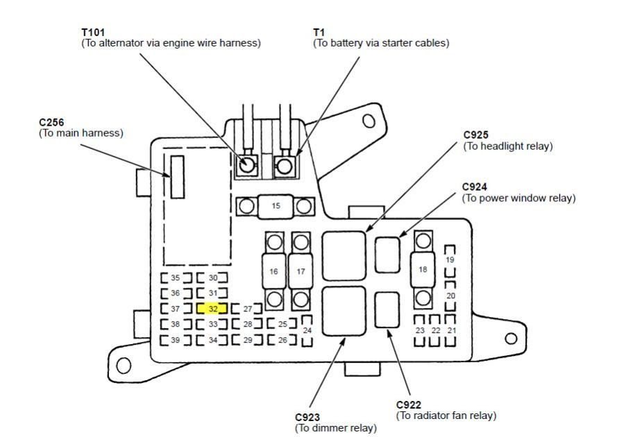 35 1997 Lexus Es300 Radio Wiring Diagram