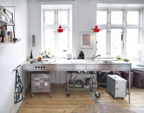 Unique, Beautiful, and Functional Kitchens - Paperblog
