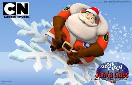 Gotta Catch Santa Claus (1)