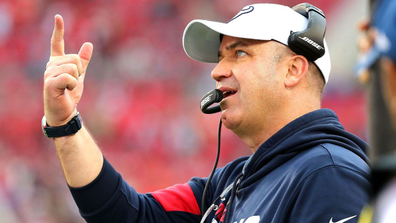 Alabama finalizing deal with Bill O'Brien to be Crimson Tide's offensive coordinator, sources say