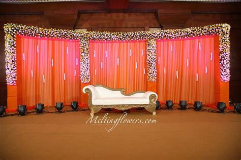 Tips To Make Sure That Setting Up A Reception Stage
