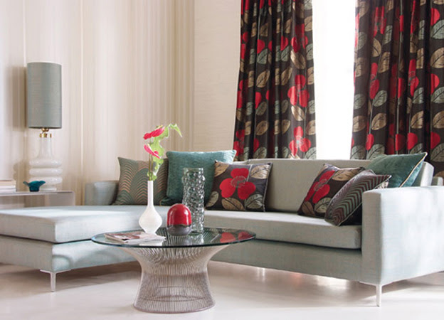 26 Great Living Room Design Ideas by Harlequin - Decoholic